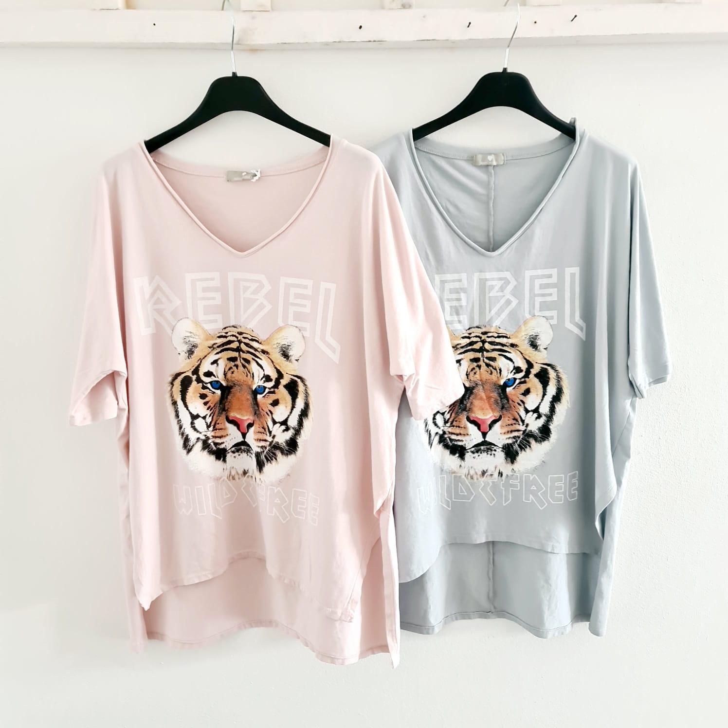Longshirt Tiger