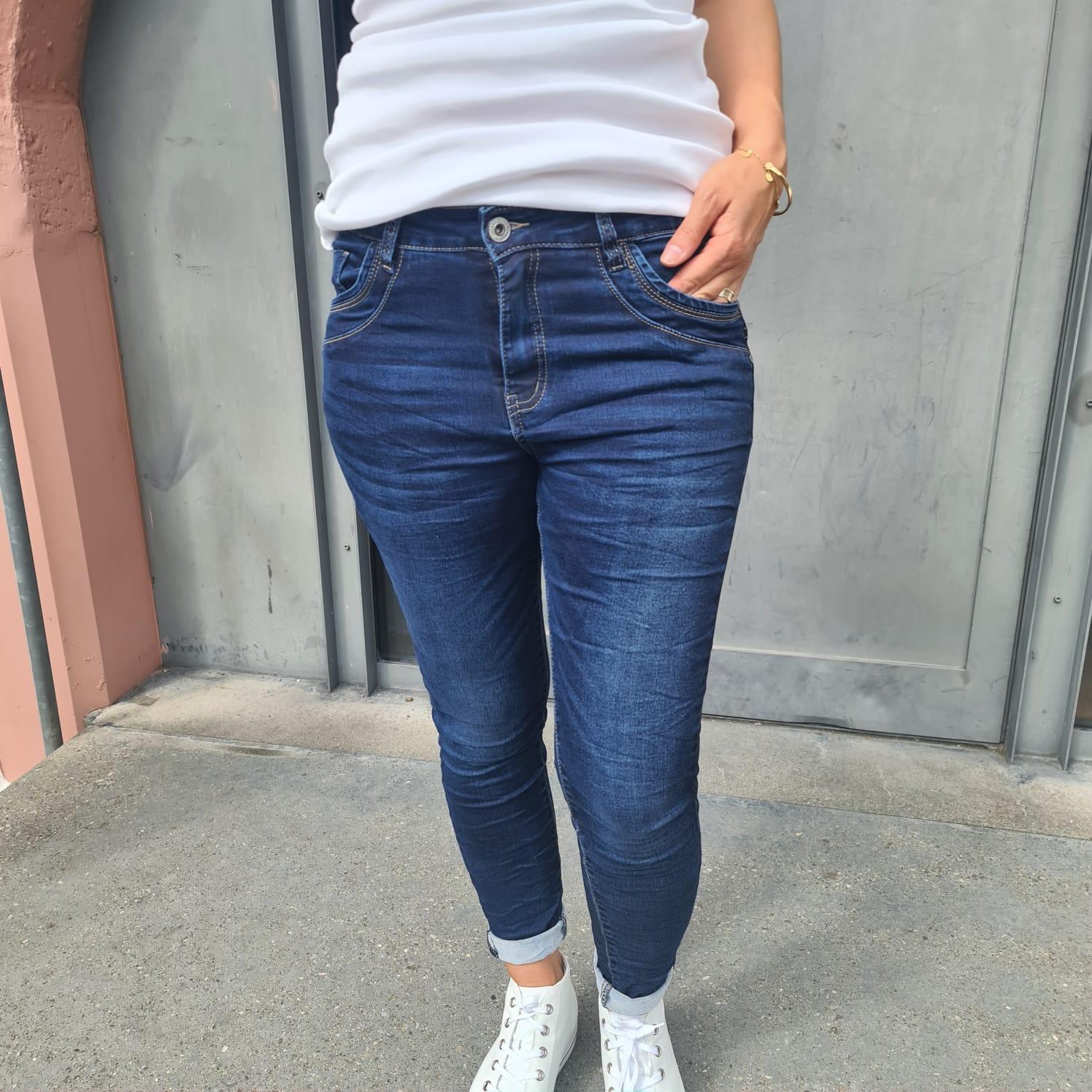 Jewelly Jeans darkblue